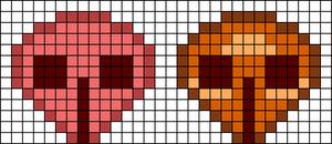 Alpha pattern #60486