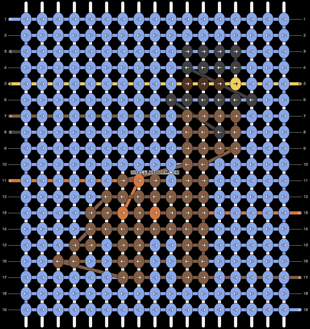 Alpha pattern #60488 pattern