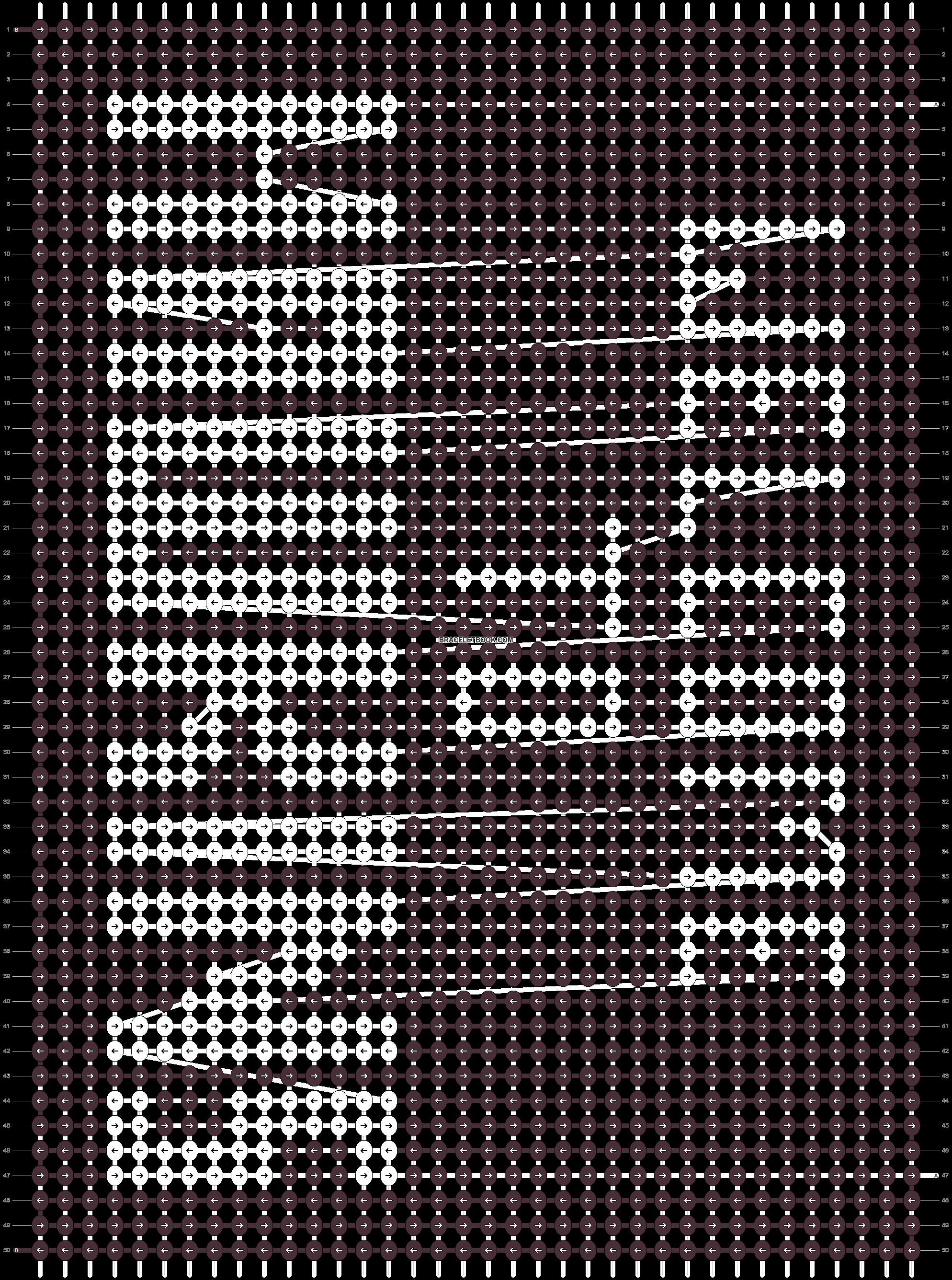 Alpha pattern #60494 pattern