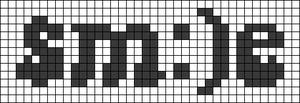 Alpha pattern #60503