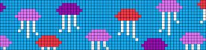 Alpha pattern #60510