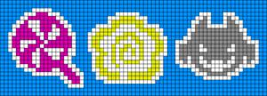 Alpha pattern #60536
