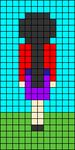 Alpha pattern #60549