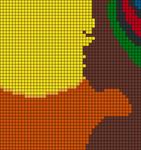 Alpha pattern #60552