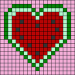 Alpha pattern #60555