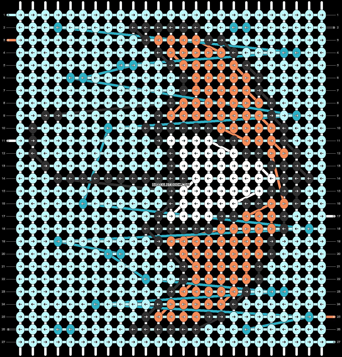 Alpha pattern #60559 pattern
