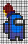 Alpha pattern #60579