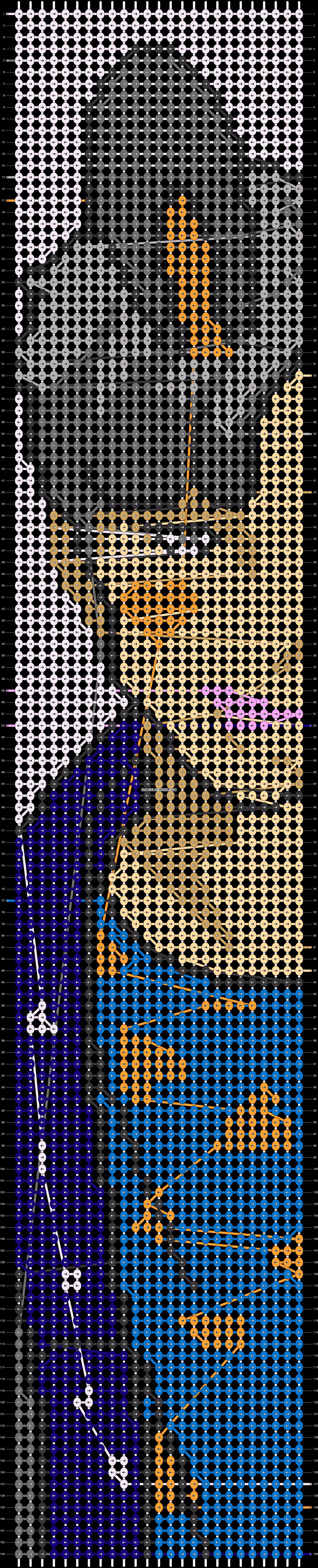 Alpha pattern #60587 pattern
