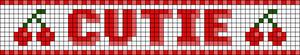 Alpha pattern #60591