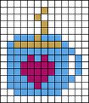 Alpha pattern #60595