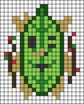 Alpha pattern #60598