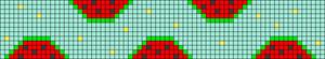 Alpha pattern #60600
