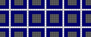 Alpha pattern #60603