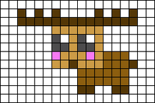 Alpha pattern #60604