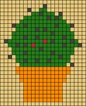 Alpha pattern #60606