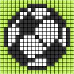 Alpha pattern #60616