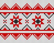 Alpha pattern #60617