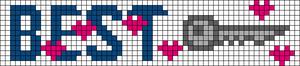Alpha pattern #60633