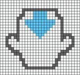 Alpha pattern #60635