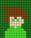Alpha pattern #60643