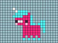 Alpha pattern #60644