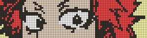 Alpha pattern #60669