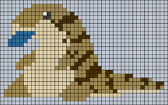 Alpha pattern #60689