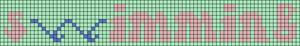 Alpha pattern #60690