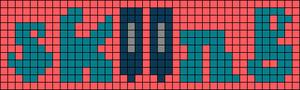 Alpha pattern #60691
