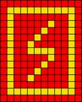 Alpha pattern #60700