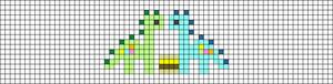 Alpha pattern #60702