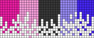 Alpha pattern #60719