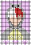 Alpha pattern #60748