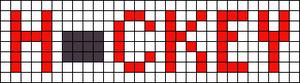 Alpha pattern #60757