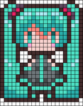 Alpha pattern #60758