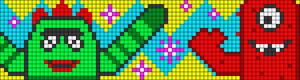 Alpha pattern #60774