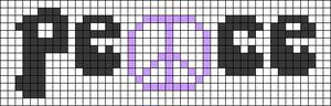 Alpha pattern #60776