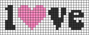 Alpha pattern #60779