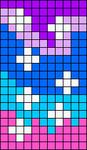 Alpha pattern #60785