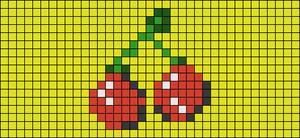 Alpha pattern #60788