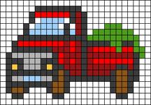 Alpha pattern #60794
