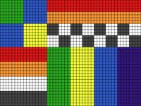 Alpha pattern #60797