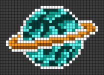 Alpha pattern #60799