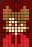Alpha pattern #60805