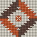 Alpha pattern #60843