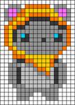 Alpha pattern #60846