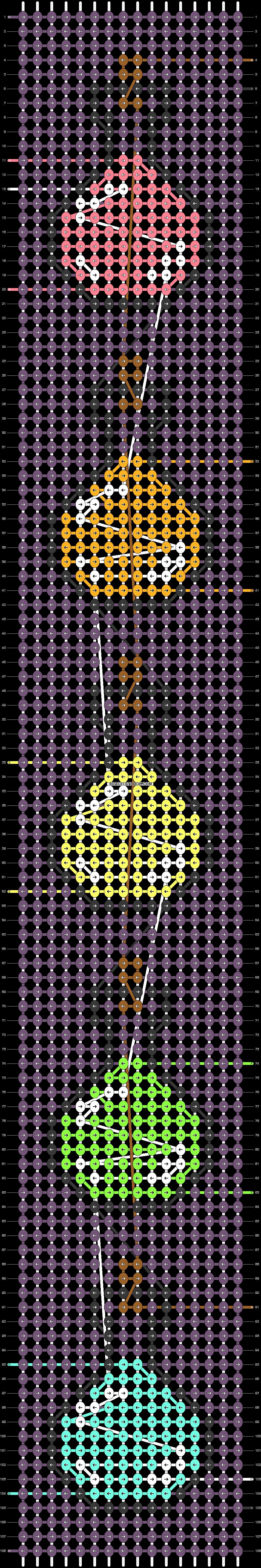 Alpha pattern #60848 pattern
