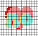 Alpha pattern #60849