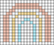 Alpha pattern #60864