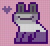 Alpha pattern #60875